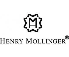 Original Henry Mollinger Keramik Kochtopf Set 8-tlg. induktionsgeeignet schwarz