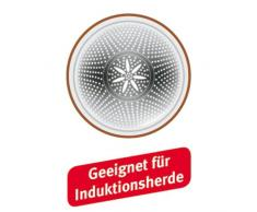 Tefal E85504 Jamie Oliver Hard Andonised Pfanne, 24 cm, Induktionseignung