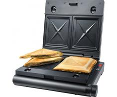 Steba SG 55 Multi-Snack-Maker, Sandwich Waffeln Grillen, Individuelle Temperaturregelung