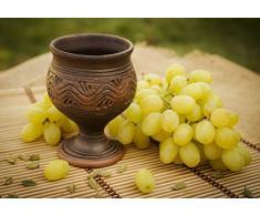 Keramikbecher fur Wein