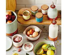 Jamie Oliver Terracotta Essigspender, Hafen blau