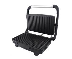 Kontaktgrill Elektrogrill Tisch Panini Grill Sandwich Maker Toaster 1000 W