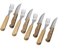 Jamie Oliver Steak Besteck Set, Jumbo, 8-teilig