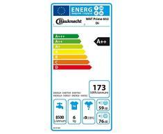 Bauknecht WAT Prime 652 Di Waschmaschine TL / A++ / 173 kWh/Jahr / 1200 UpM / 6 kg / Startzeitvorwahl und Restzeitanzeige /FreshFinish - verhindert zuverlässig Knitterfalten