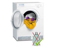 Fackelmann Trocknerkugeln FLUFFY, Trocknerbälle für Wäschetrockner, Kugeln für flauschigere Wäsche (Farbe: Berry), Menge: 2 Stück