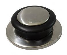 Aerzetix: Ersatzgriff / Griff für Glasdeckel Taste Ersatz Griff für Topf Topfdeckel