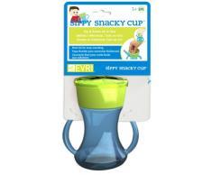 Evriholder Sippy Snacky Cup Tasse und Snack-Schale in einem, Mehrfarbig