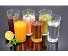 GRÄWE Trinkglas Wasserglas 12 Stück 240 ml