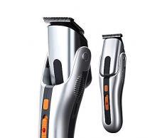 YMG Elektrisches Haarschneidemaschinen-Rasierset Für Männer, Rasierapparat Mit Mehreren Funktionen Für Kopf, Gesicht, Nase Und Herrenrasierer