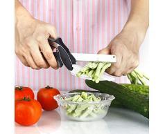Comenzar Gemüse Schere Küchenscheren Edelstahl schneider Küche Werkzeug DIY cutting slice