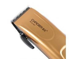 Profi Haarschneider Odda Pro - Haarschneidermaschine mit verschiedenen Aufsätzen - mit leisem, starkem Motor, Netzbetrieb - für den professionellen Friseur-Bedarf geeignet