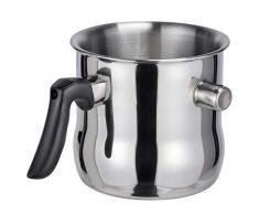 SIDCO Simmertopf Milchtopf Wasserbadkocher Milchkochtopf Simmern Wasserbadtopf 1,2 l