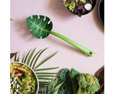 Ototo – Schöpflöffel grün, Design Dschungel, Löffel, Küchenutensilien, 30 x 9,5 x 5 cm