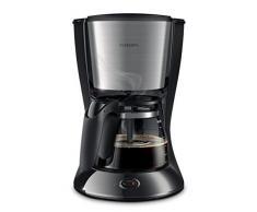 Philips HD7462/21 Daily Filter-Kaffeemaschine (1000 Watt) schwarz