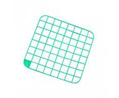 TOP STAR - Spülbeckenmatte Kunststoff-Gitter farbig sortiert
