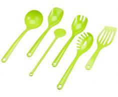 Waca Küchenhelfer Set 6-teilig apfelgrün