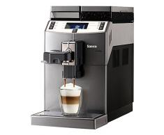 Saeco 10004768 Kaffeevollautomat, Edelstahl, 2 liters