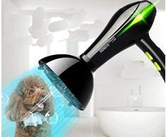 N / A QiaoY Hochleistungs-Haustiertrockner stummer Hundefön Goldener Teddy Spezialtrockner Haushaltsbadprodukte Hundefönhalterung Organisation Haartrocknerhalter Stand Haustierhalterung