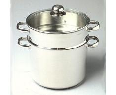 Baumalu 342639 Couscous-Topf 9 l, 24 cm
