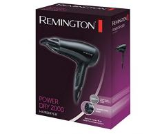 Remington D3010 Ionen-Haartrockner Power Dry, 2000 Watt