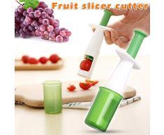 Daxerg Obst-/Tomatenschäler / Traubenschäler, rutschfest, langlebig, Küchenwerkzeug, 1 Stück