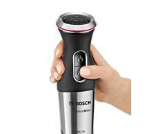 Bosch MSM87140 Stabmixer-Set MaxoMixx, schwarz / edelstahl gebürstet