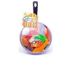 Kinder Bratpfannen Koch Set 20 teilig