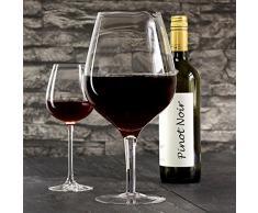 Giant Wein Glas Dekanter 1,9 Liter U2013 Groß Neuheit Geformte Glas Karaffe Zum  Servieren