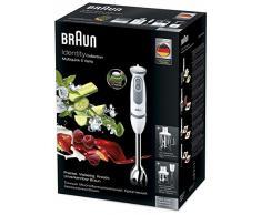 Braun MQ 5045 Aperitif Stabmixer Identity Collection (750 Watt) weiß
