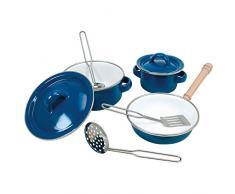 Mertens 83395 - Kochtopfset Email Culinaria