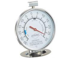 Küchenprofi Kühlschrank-Thermometer Edelstahl, Silber