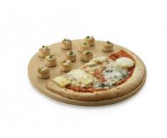 barbecook Pizzaplatte Gasgrill Grillzubehör