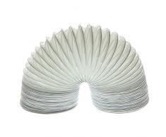 Findaspare Wäschetrockner-Abluftschlauch, qualitativ hochwertig, extra stark, universal, 4 m x 10,2 cm