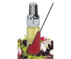 FACKELMANN Essig/Öl-Sprüher Glas mit rostfreier Kappe