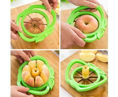 YOKIRIN® Professioneller Edelstahl Obst- und Gemüseschäler Apfelschäler Kartoffelschäle Peeler Küche Werkzeug