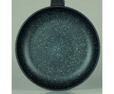 GSW 453202 Titanium Granit Bratpfanne, 20 cm