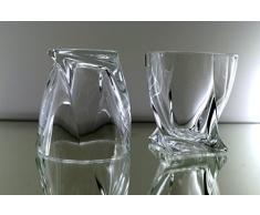 Bohemia Whisky-Set 6 Whiskygläser + Karaffe aus Crystalite