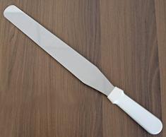 Crepewender Edelstahl Kunststoff 44cm Crepe Wender Crepeeisen Crepemaker Messer