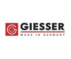 Giesser Messer Sparschäler starre Klinge - Profimesser Spargelschäler, Kartoffelschäler, Obstschäler, Gemüseschäler - Made in Germany