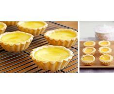 Butterme 20 Stück Silber Ton Edelstahl Egg Tart Mold Schüssel-Form Egg Tart Cupcake Kuchen Cookie Form Puddingform Backen Werkzeug