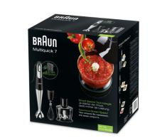 Braun MQ 735 Sauce Multiquick 7 Stabmixer, schwarz