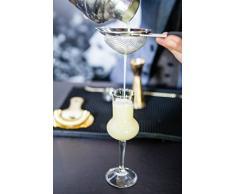 Bormioli Rocco-Riserva Grappa-Gläser 0,2L geeicht, 6 Stück