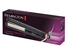 Remington Haarglätter Ceramic Straight S3500, antistatische Keramik-Turmalin-Beschichtung, schwarz