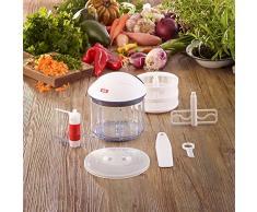 Fissler Gemüseschneider Finecut / Obst - und Gemüse - Zerkleinerer / Multi-Zerkleinerer / Universal-Zerkleinerer - 001-051-00-062/0