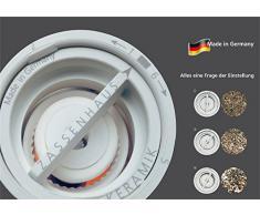 Zassenhaus 21165 Salzmühle Frankfurt 18 cm, buche wenge