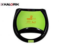 Team-Kalorik-Group TKG SWM 1001 AG 4-in1-Sandwichmaker, Grill, Waffeleisen,Keksbäcker