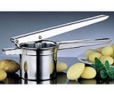 Küchenprofi Kartoffelpresse 18/10 l: 27cm, d: 8cm