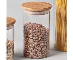 Vorratsglas Bamboo, 1,0 Liter