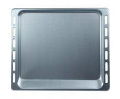 Original Backblech Kuchenblech Aluminium Backofen Herd 445x375x11 mm Bauknecht Whirlpool 481241838127