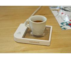 Nanoheat Pad - Kaffee- und Teetassenwärmer, Mini-Warmhalteplatte